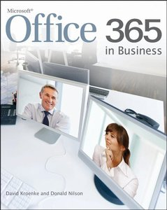 Office 365 in Business (Paperback)-cover
