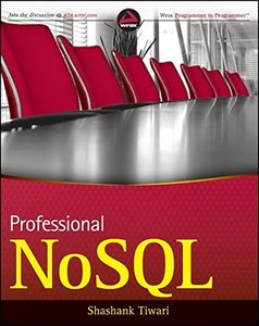 Professional NoSQL (Paperback)-cover