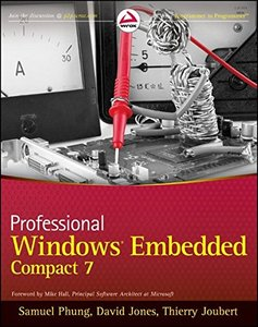 Professional Windows Embedded Compact 7 (Paperback)-cover