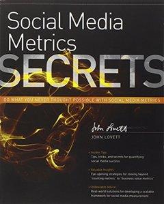Social Media Metrics Secrets (Paperback)-cover