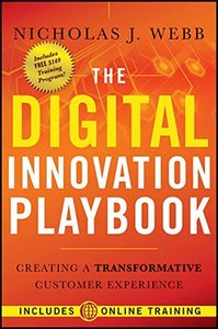The Digital Innovation Playbook: Creating a Transformative Customer Experience (Hardcover)-cover