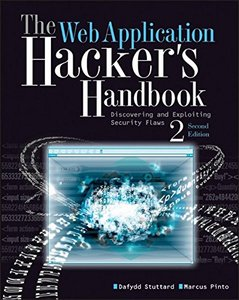 The Web Application Hacker's Handbook: Discovering and Exploiting Security Flaws, 2/e (Paperback)-cover