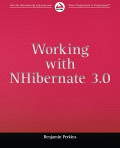 Working with NHibernate 3.0 (Paperback)-cover