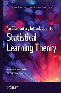 An Elementary Introduction to Statistical Learning Theory (Hardcover)-cover