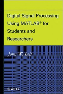 Digital Signal Processing Using MATLAB for Students and Researchers (Hardcover)-cover