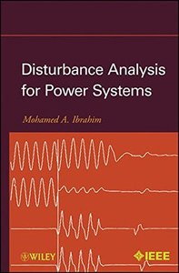 Disturbance Analysis for Power Systems (Hardcover)