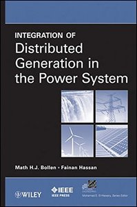 Integration of Distributed Generation in the Power System (Hardcover)