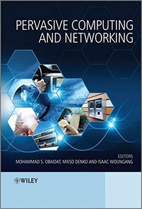 Pervasive Computing and Networking (Hardcover)-cover
