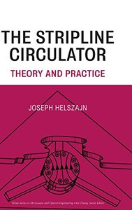 The Stripline Circulators: Theory and Practice (Hardcover)-cover