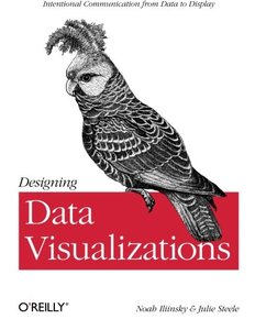 Designing Data Visualizations (Paperback)-cover