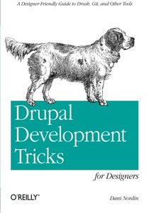 Drupal Development Tricks for Designers (Paperback)-cover