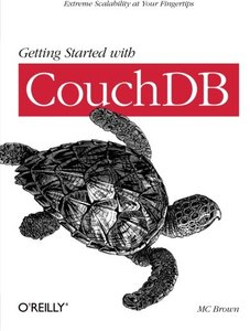 Getting Started with CouchDB (Paperback)-cover