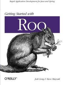 Getting Started with Roo (Paperback)-cover