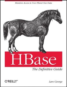 HBase: The Definitive Guide (Paperback)-cover