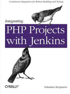 Integrating PHP Projects with Jenkins (Paperback)-cover
