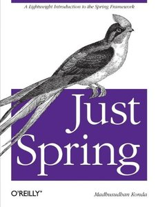 Just Spring (Paperback)-cover