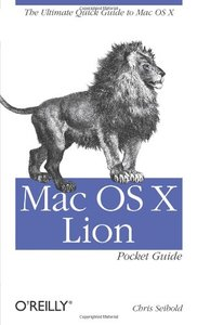 Mac OS X Lion Pocket Guide (Paperback)-cover