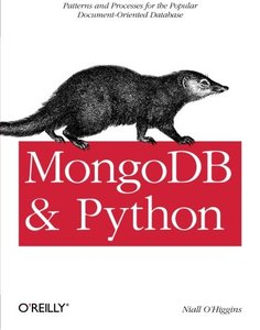MongoDB and Python: Patterns and processes for the popular document-oriented database (Paperback)-cover