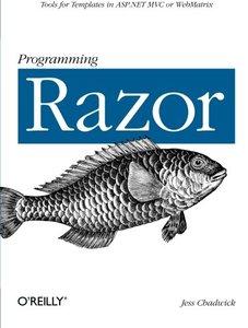 Programming Razor (Paperback)-cover