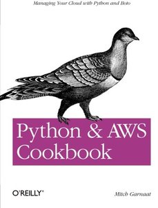 Python and AWS Cookbook (Paperback)-cover
