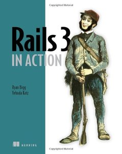 Rails 3 in Action (Paperback)-cover