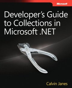 Developer's Guide to Collections in Microsoft .NET (Paperback)-cover