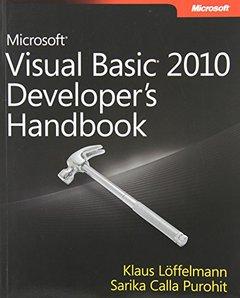 Microsoft Visual Basic 2010 Developer's Handbook (Paperback)-cover