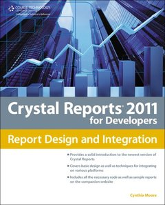 Crystal Reports 2011 for Developers (Paperback)-cover