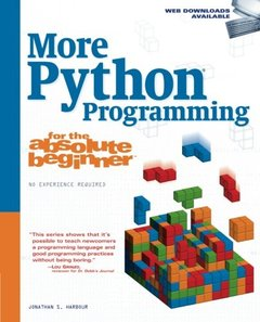 More Python Programming for the Absolute Beginner-cover