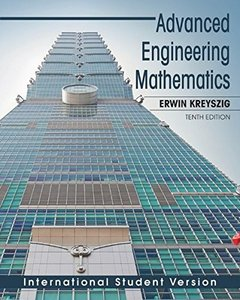 Advanced Engineering Mathematics, 10/e (IE-Paperback)-cover