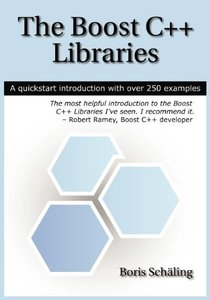 The Boost C++ Libraries (Paperback)-cover