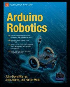 Arduino Robotics (Paperback)-cover