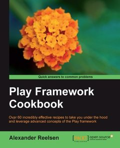 Play Framework Cookbook (Paperback)-cover