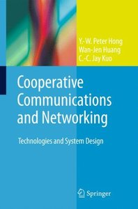 Cooperative Communications and Networking: Technologies and System Design (Hardcover)-cover