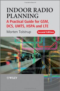Indoor Radio Planning: A Practical Guide for GSM, DCS, UMTS, HSPA and LTE, 2/e (Hardcover)-cover