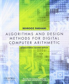 Algorithms And Design Methods For Digital Computer Arithmetic, 2/e (IE-Paperback)-cover
