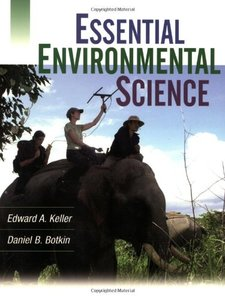 Essential Environmental Science (Paperback)-cover