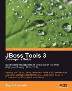 JBoss Tools 3 Developers Guide (Paperback)