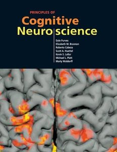 Principles of Cognitive Neuroscience (Hardcover)-cover