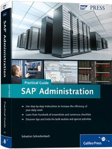 SAP Administration - Practical Guide (Hardcover)-cover
