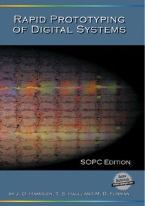 Rapid Prototyping of Digital Systems: SOPC Edition (Paperback)-cover