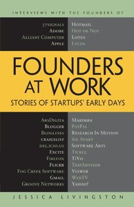Founders at Work: Stories of Startups' Early Days, 2/e (Paperback)-cover