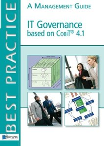 IT Governance based on Cobit 4.1 - A Management Guide, 3/e (Paperback)-cover
