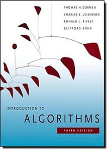 Introduction to Algorithms, 3/e (Hardcover)-cover