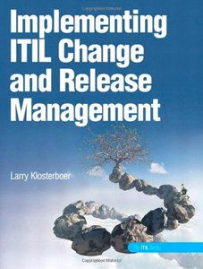 Implementing ITIL Change and Release Management (Hardcover)-cover