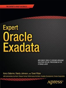 Expert Oracle Exadata (Paperback)-cover