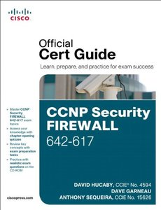 CCNP Security Firewall 642-617 Official Cert Guide (Hardcover)