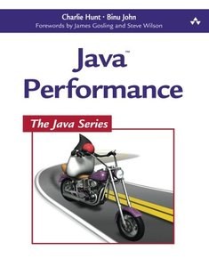 Java Performance (Paperback)-cover