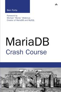 MariaDB Crash Course (Paperback)-cover