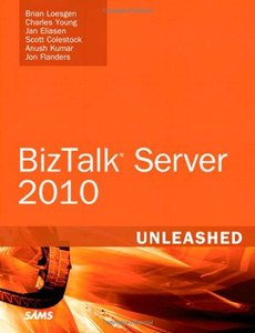 Microsoft BizTalk Server 2010 Unleashed (Paperback)-cover